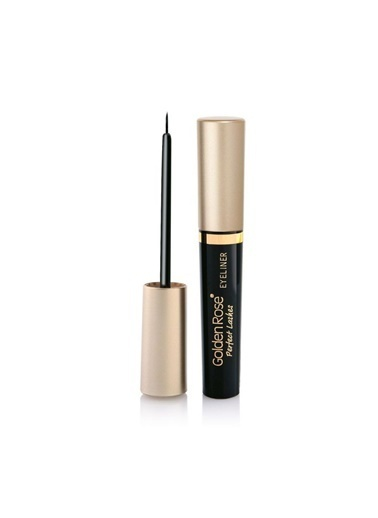 Golden Rose G.R.Perfect Lashes Black Eyelıner Renkli